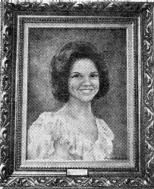 Mary Ann Henderson Memorial Portrait