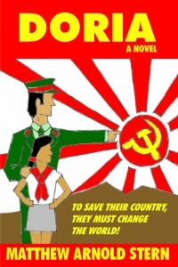 My novel Doria available in paperback and eBook