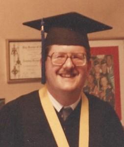 CSUN Graduation 1985