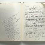 How would you like to give feedback on a screenplay?
