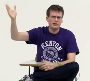 John Green in Crash Course