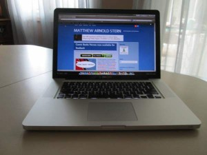 My MacBook Pro