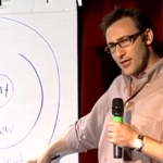 Scott Sinek at TedxPuget Sound in 2010