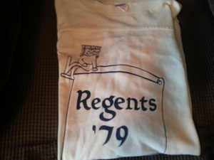 Reseda High School Class of 1979 T-Shirt