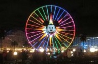 Ferris wheel at Disney's California Adventure