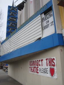 Reseda Theater: Resurrect This Theatre Please