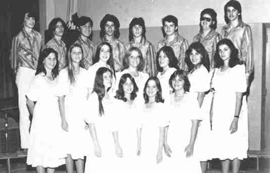 Reseda High School Vocal Ensemble 1977