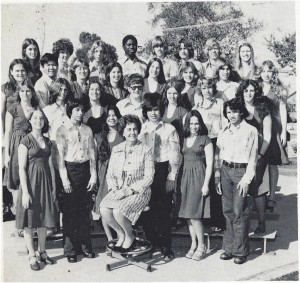 Reseda High School Vocal Ensemble 1976-1977