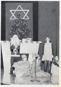Reseda High School Holiday Concert December 1976