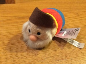 Tsum Tsum plush toy of the Prospector in Toy Story 2