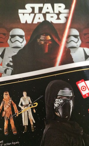 Sample Star Wars toy ads