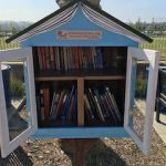 My visit to the Little Free Library