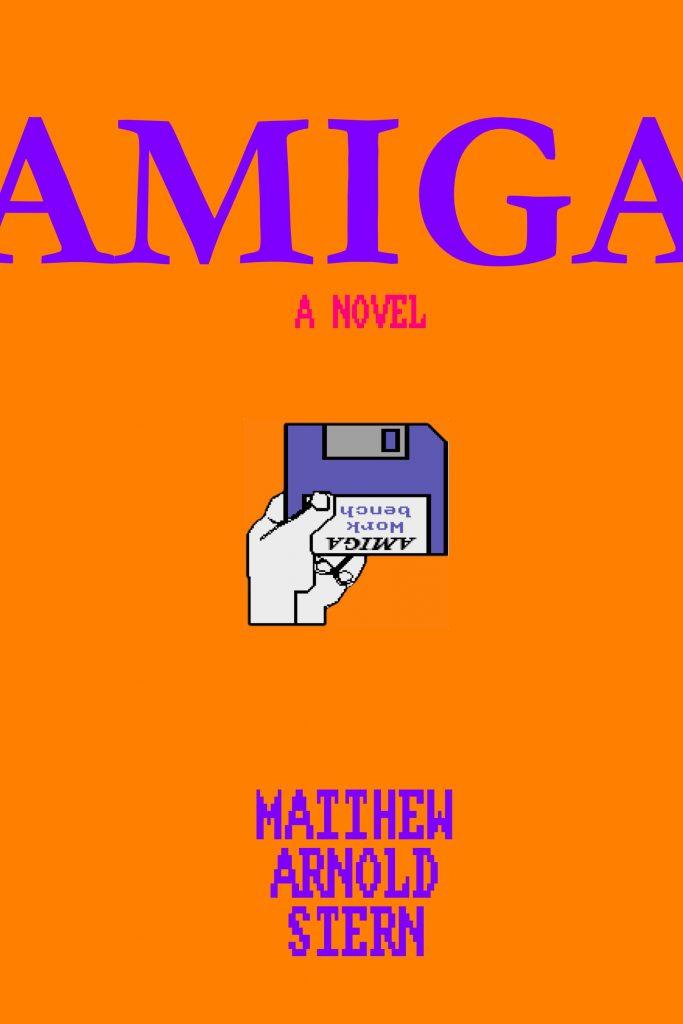 Front Cover - Amiga