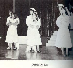 Dames at Sea, Reseda High School 1978