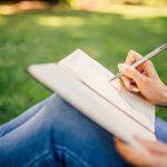 Writing a better world