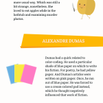 Quirks and strange habits of famous writers