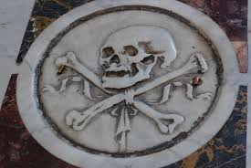 A memento mori seal from Italy