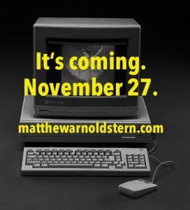 Amiga is coming November 27 from Black Rose Writing.