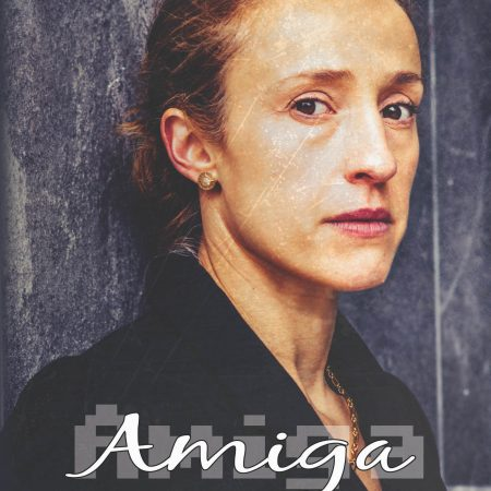 New Amiga cover
