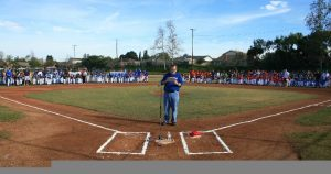 Saddleback Little League Opening Day, 2009