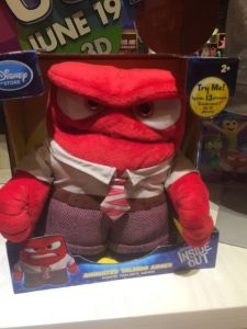 Lewis Black's character in Inside Out