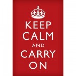 "What ""Keep Calm and Carry On"" really means"