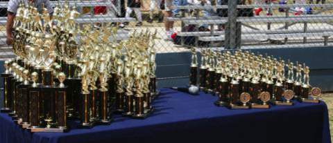 Other types of trophies.