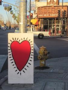 Heart sign in Reseda