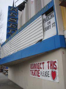 Reseda Theater: Resurrect This Theatre Please