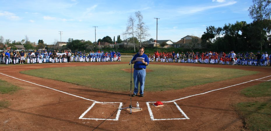 Little League Opening Day 2009