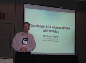 WritersUA presentation