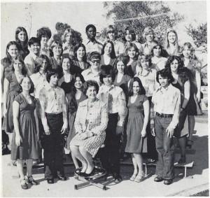 Reseda High School Vocal Ensemble 1976-1977