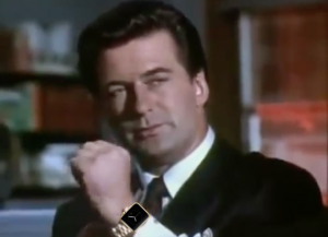 What if that guy in Glengarry Glen Ross wore an Apple Watch?
