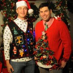 My holiday musical ugly sweaters