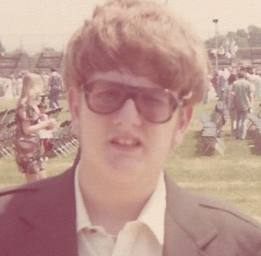 My awful hair from 1976