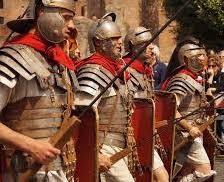 Not that type of Roman