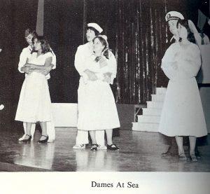 Dames at Sea, Reseda High School 1978