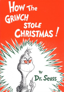 Front cover, How the Grinch Stole Christmas!