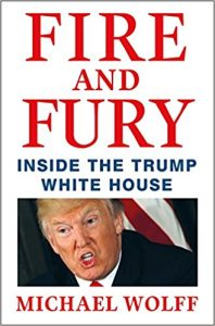 Fire and Fury on Amazon