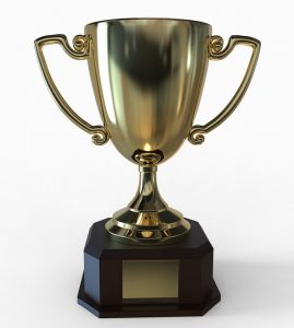 Trophy (image from Pixabay)