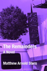 Front cover for The Remainders, available on Inkitt