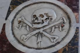 A memento mori seal from Italy