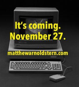 Amiga is coming November 27 from Black Rose Writing.