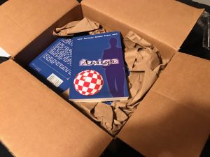 My first shipment of Amiga.