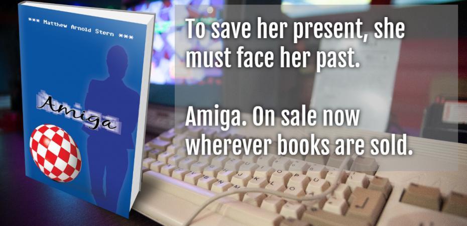 Amiga on sale now!