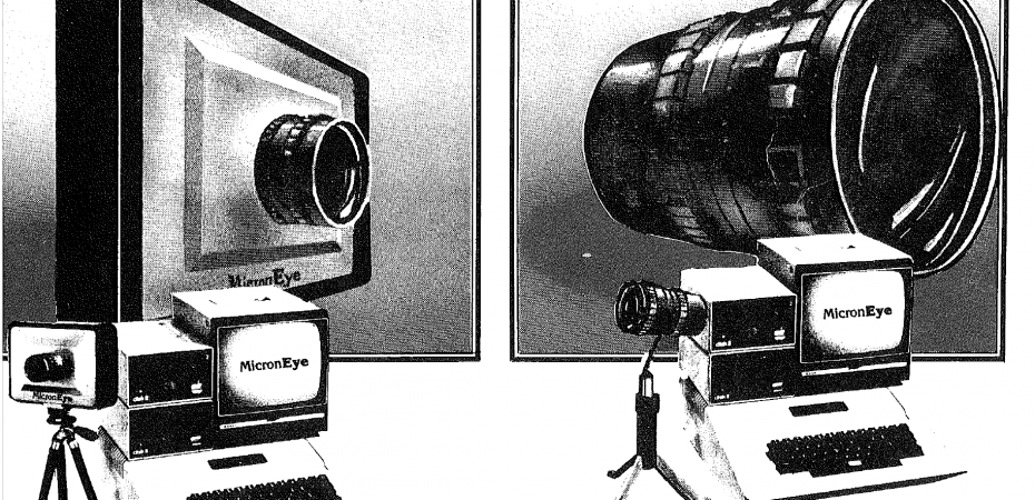 Micron Eye camera