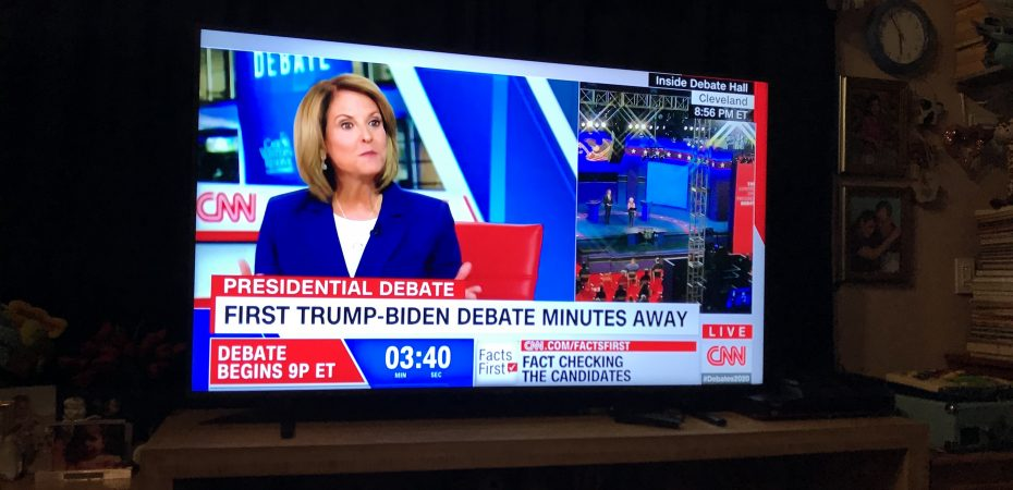 Calm before the shitshow.