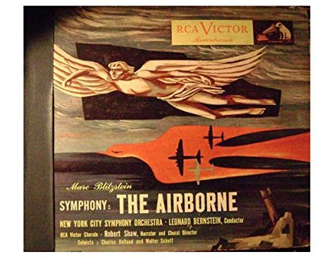 The Airborne Symphony on 78s