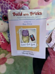 Build with Bricks by Ray Price