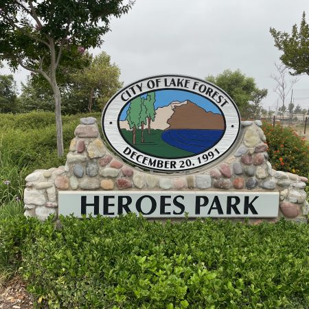 Heroes Park, Lake Forest, CA